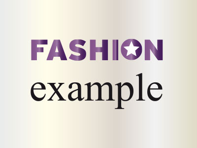 Fashion Example free vector download